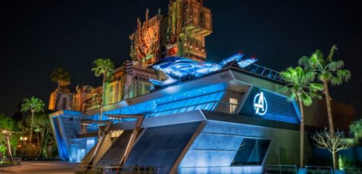 Time To Dance Like Zemo – Disneyland's Avengers Campus Opens June 4