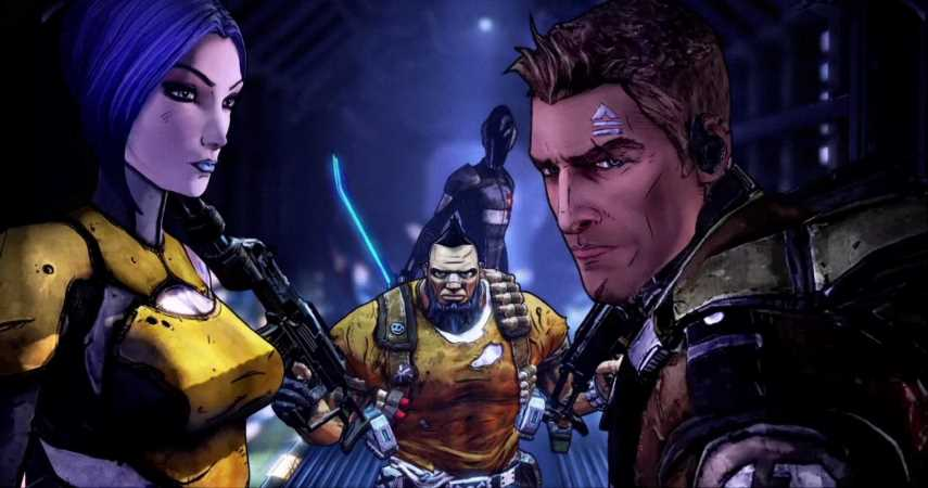 Oh No–Gearbox CEO Confirms Borderlands Movie Won't Be Like The Games