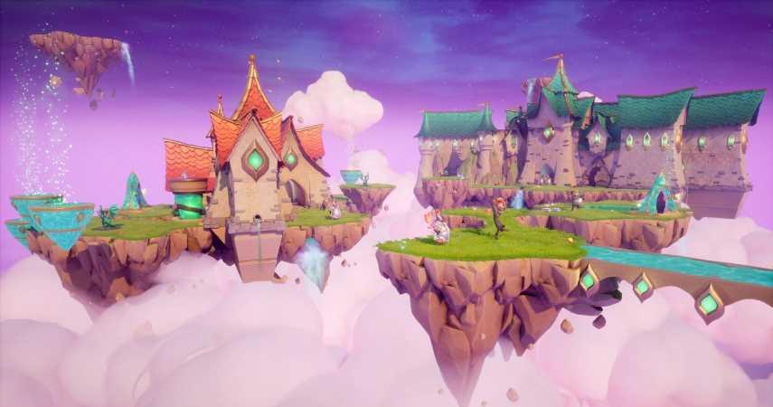 Spyro The Dragon's Dream Weavers Is A Lesson In Open World Design