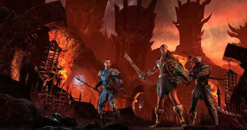 The Elder Scrolls Online Offering Free Blackwood Prologue Quest To All Players