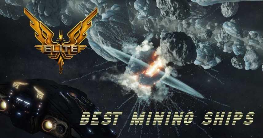 Elite Dangerous: The Best Mining Ships