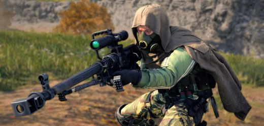 Call of Duty: Black Ops Cold War and Warzone have a powerful new sniper rifle