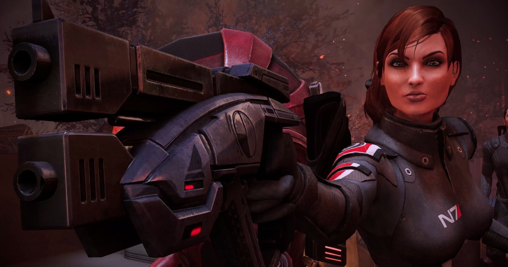 Mass Effect Legendary Edition's Galactic Readiness Will Take Into Account ME And ME2 Progress Instead Of Multiplayer