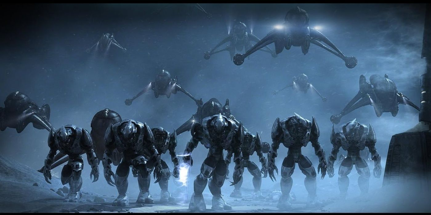 Halo: 10 Things You Never Knew About Elites