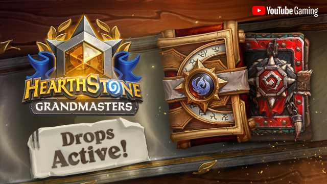 Hearthstone announces Grandmasters schedule and free packs