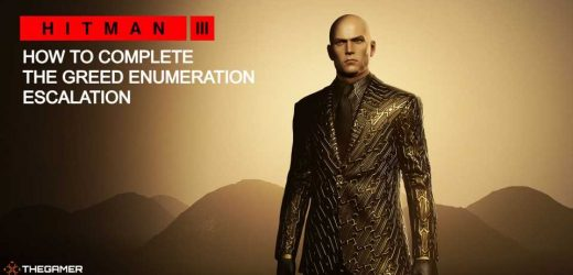 Hitman 3: How To Complete The Greed Enumeration Escalation