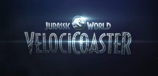 Jurassic World's VelociCoaster Opens At Universal Orlando This June
