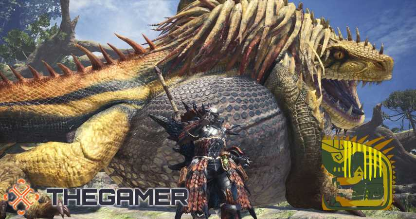 Monster Hunter World's Great Jagras Is Gaming's Greatest Underdog
