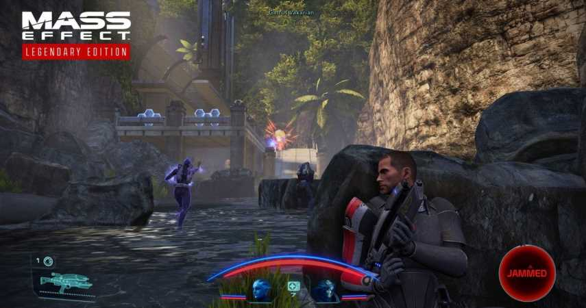 Here's How Mass Effect: Legendary Edition Will Rework The First Game's Clunky Combat System