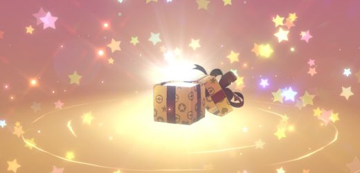 Pokémon Sword and Shield: Exp. Candy XL and Big Nuggets Mystery Gift