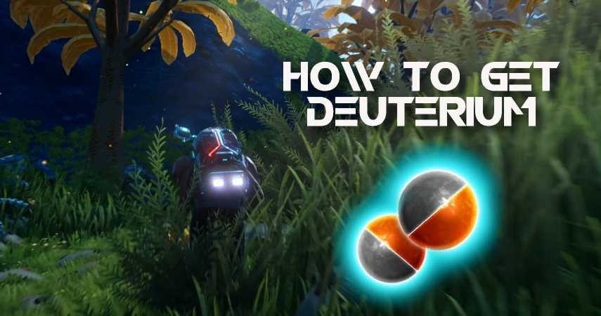 No Man's Sky: What Is Deuterium And Where Do You Get It?