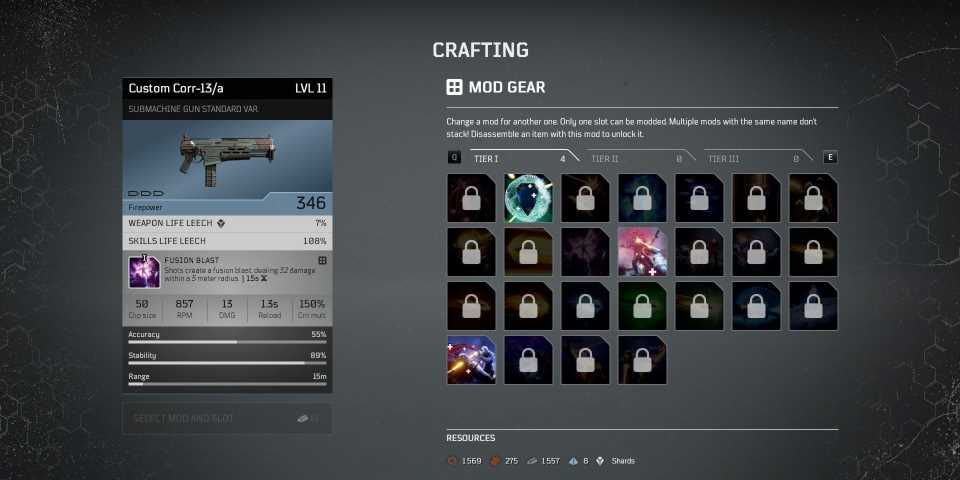 Outriders: A Complete Guide On Crafting