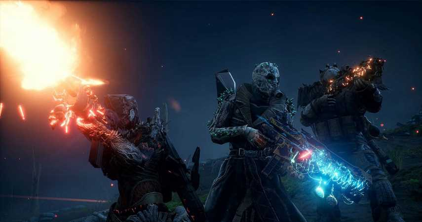 Outriders' Future DLC Would Be 'Significant Expansions With Self-Contained Stories'