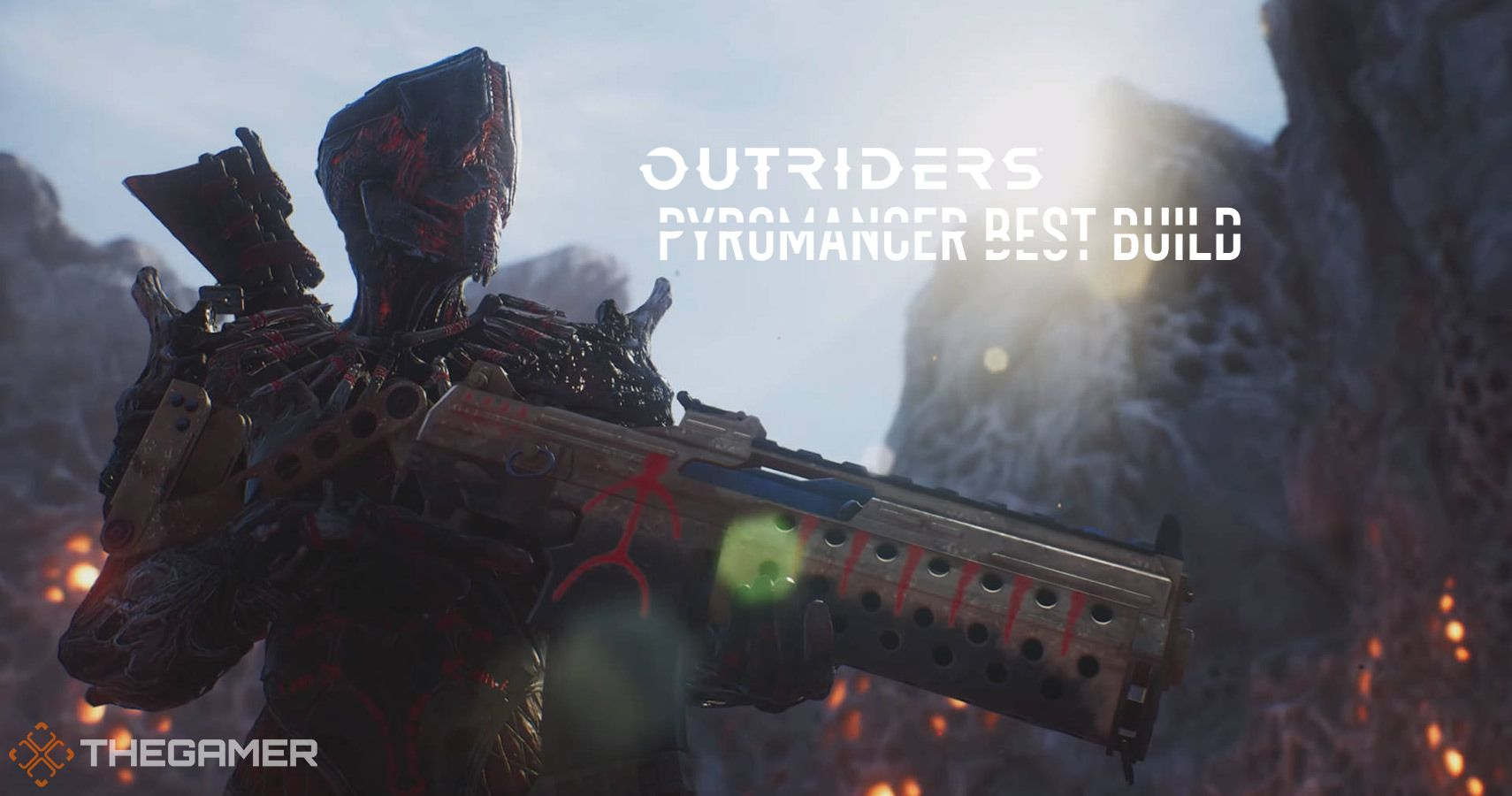Outriders: Pyromancer Best Build