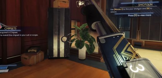 Prey: Everything You Need To Know About The Margrave Shotgun