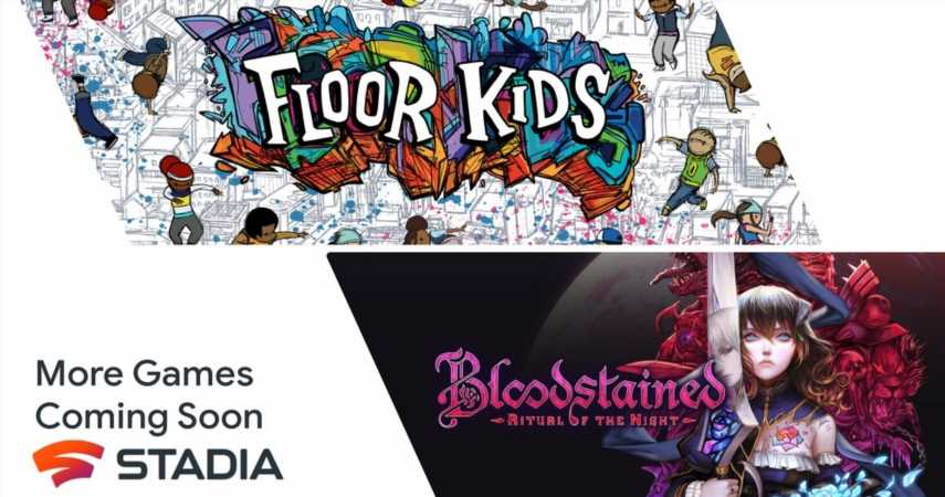 Floor Kids And Bloodstained: Ritual Of The Night Are Coming To Stadia