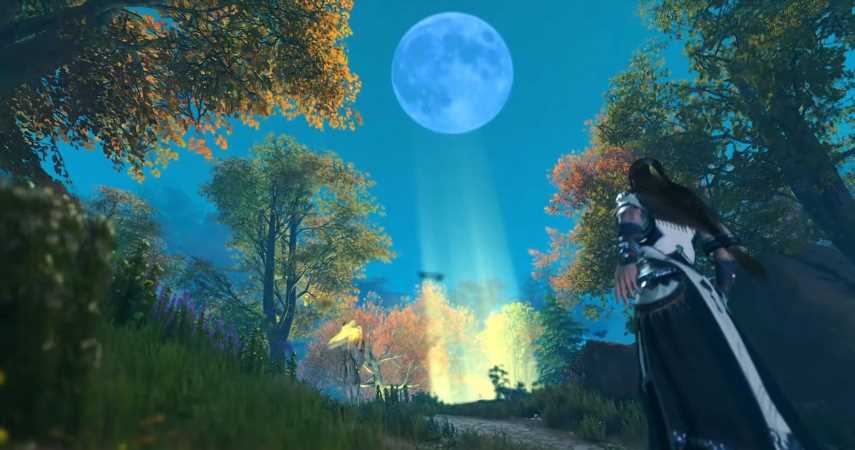 Swords Of Legends MMO Getting Western Release Later This Year