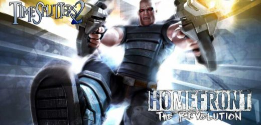 A Full Version Timesplitters 2 Has Been Hiding In Homefront: The Revolution