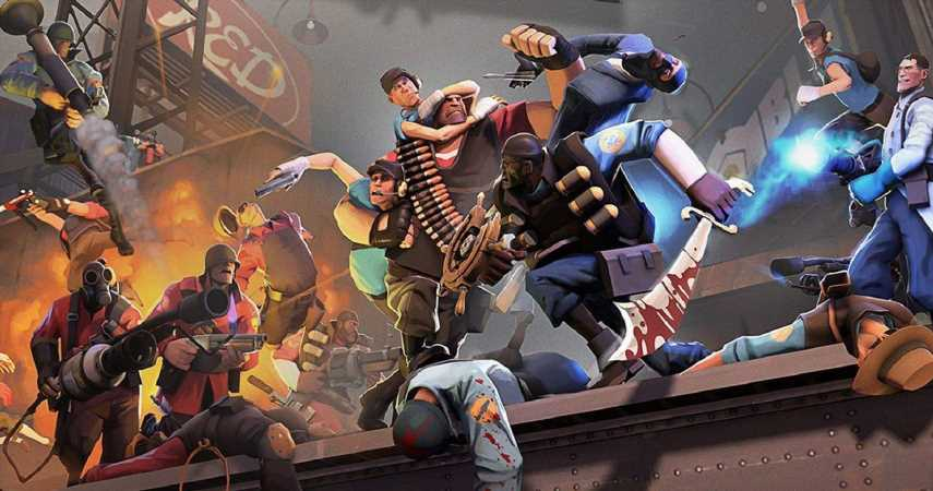 Team Fortress 2 Is Unplayable Because Of Racist And Explict Bots
