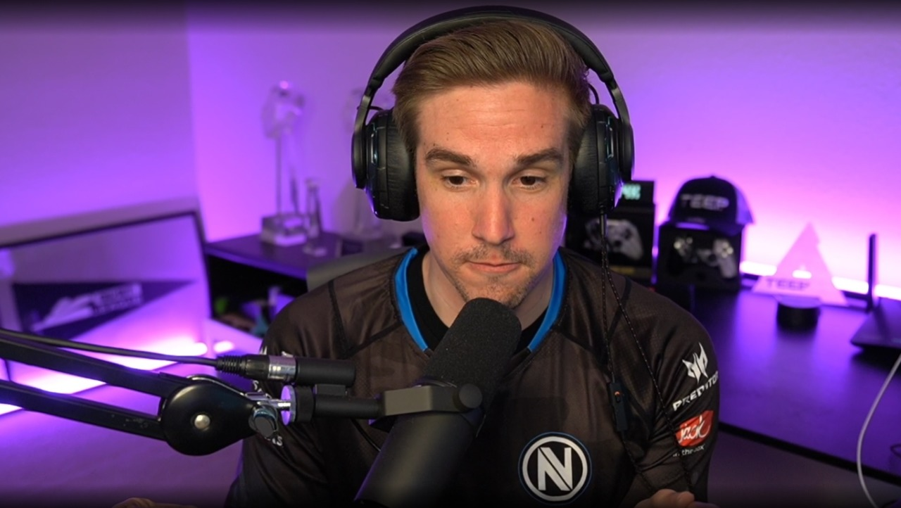Call of Duty streamer and host TeePee joins Envy Gaming