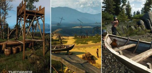 The Witcher 3: 10 Best Treasure Quests To Make Geralt Rich