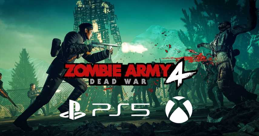 Zombie Army 4 Is Receiving A Free Next-Gen Upgrade