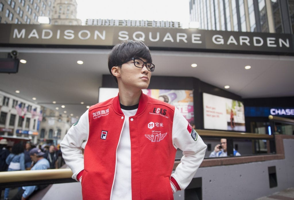Faker League of Legends – Eight career-defining moments