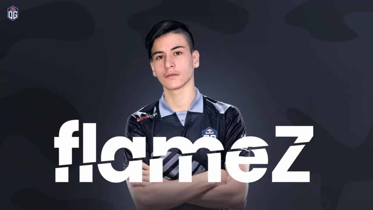 OG Completes Its CS:GO Roster With flameZ Signing