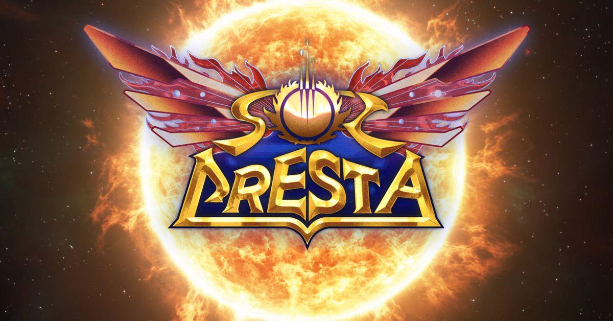 PlatinumGames is making a shmup called Sol Cresta, no joke