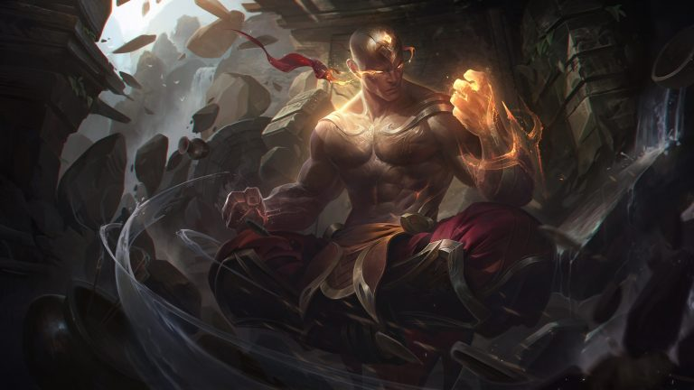 Lee Sin, Aphelios buffed and jungle champ pool opened up in League Patch 11.8 preview