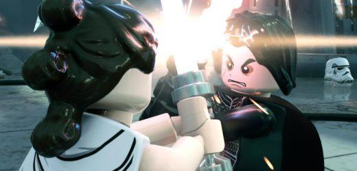 Lego Star Wars: The Skywalker Saga Pushed Out Of Spring