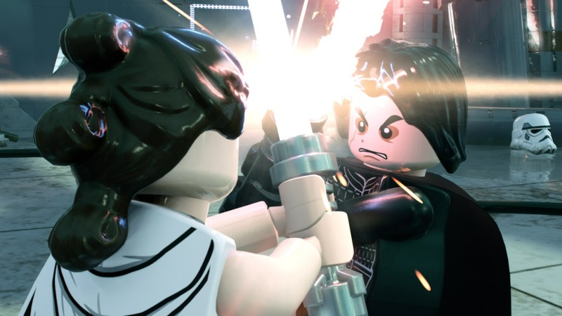 Lego Star Wars: The Skywalker Saga Pushed Out Of Spring