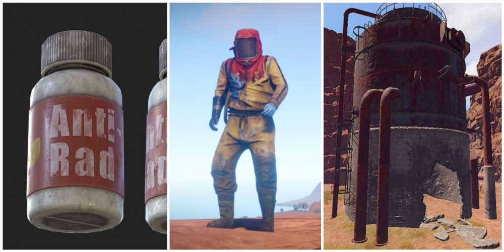 Rust: Tips For Dealing With Radiation