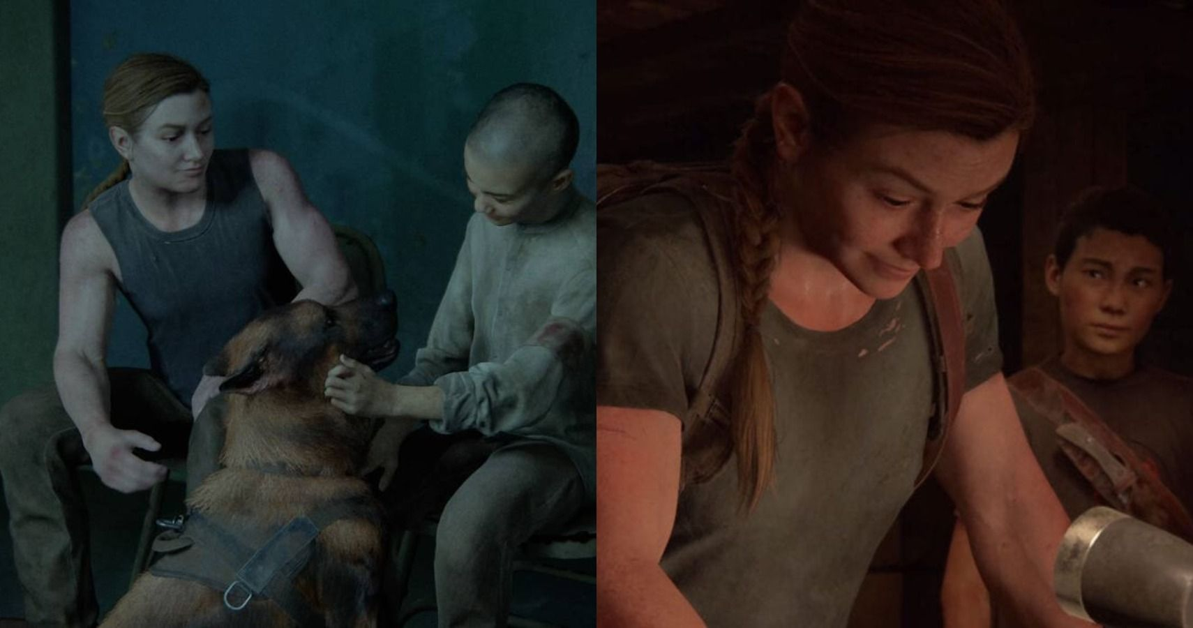 The Beauty Of Abby's Found Family In The Last Of Us Part 2