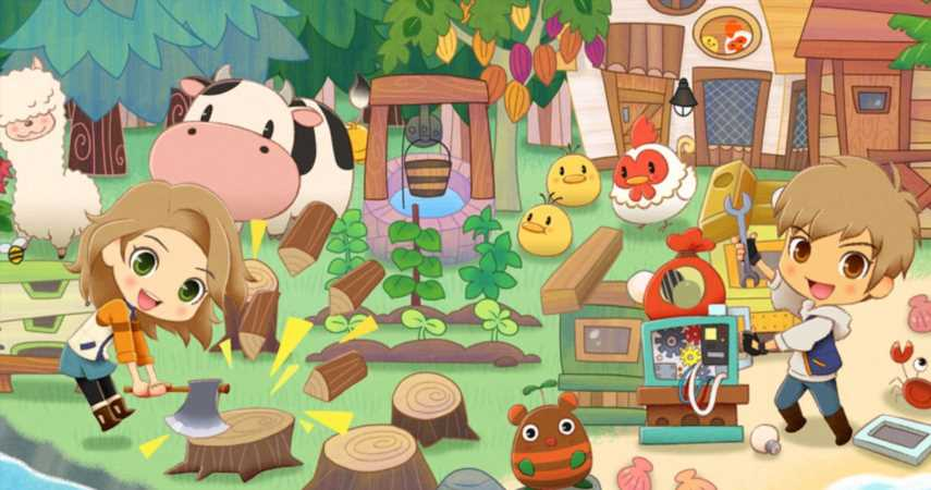 Story of Seasons: Pioneers of Olive Town Is Just Like Stardew Valley, And That's Fine