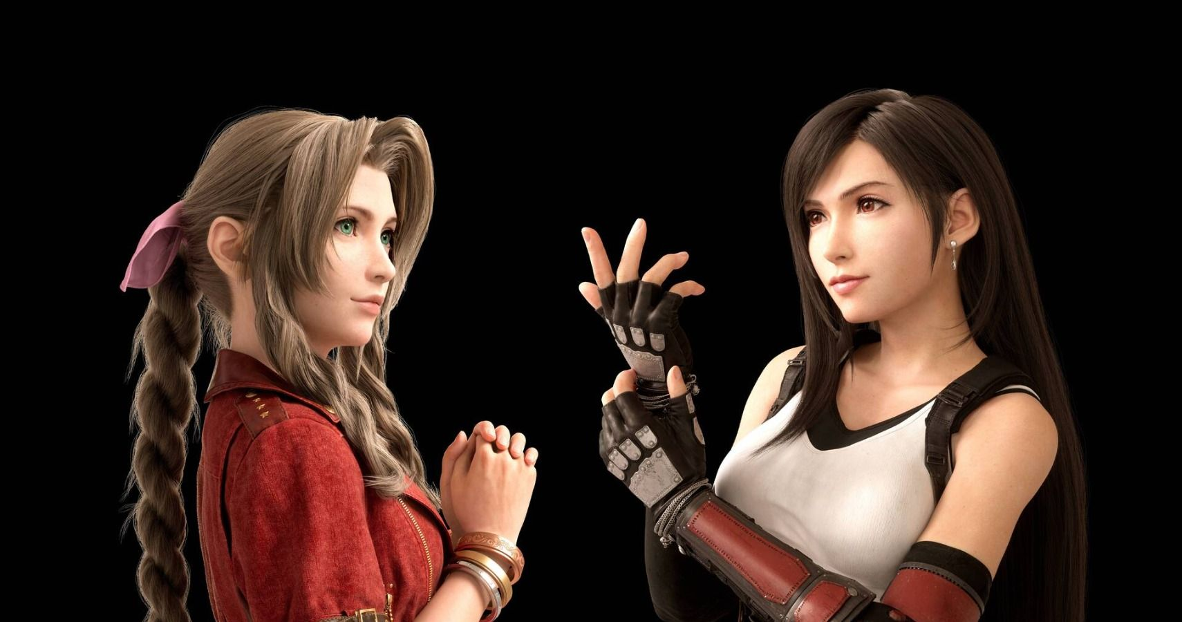 Aerith Needs To Dump Cloud And Zach For Tifa In Final Fantasy 7 Remake 2
