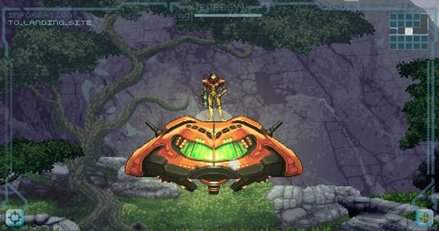 After 15 Years, 2D Metroid Prime Fan Project Releases Playable Demo