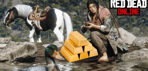 Red Dead Online's Naturalist Role Is Currently Discounted
