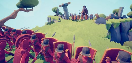 Totally Accurate Battle Simulator hits 1.0 with multiplayer and new maps