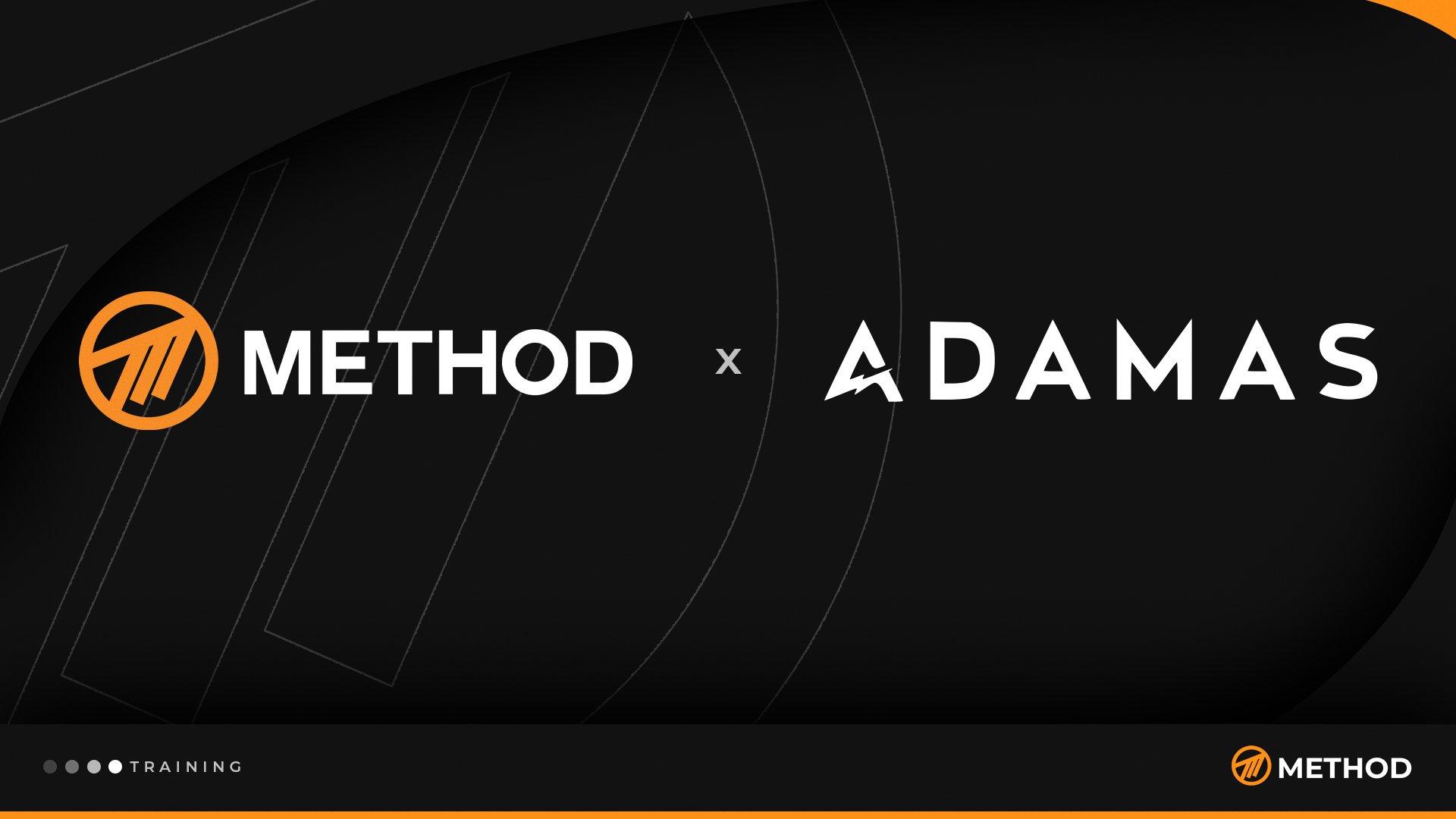 Method strengthens performance with Adamas Esports partnership – Esports Insider