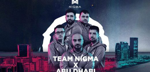 Former Dota 2 Champions Team Nigma Relocate to Abu Dhabi