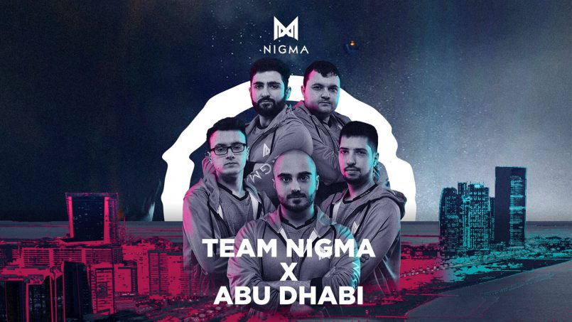 Former Dota 2 Champions Team Nigma Relocate to Abu Dhabi