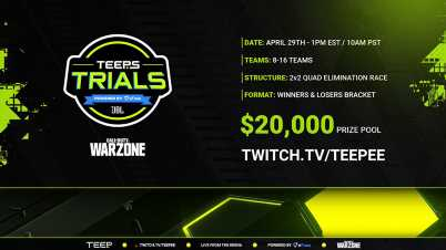 eFuse Partners With Tyler 'TeeP' Polchow for 'Teep's Trials' – The Esports Observer