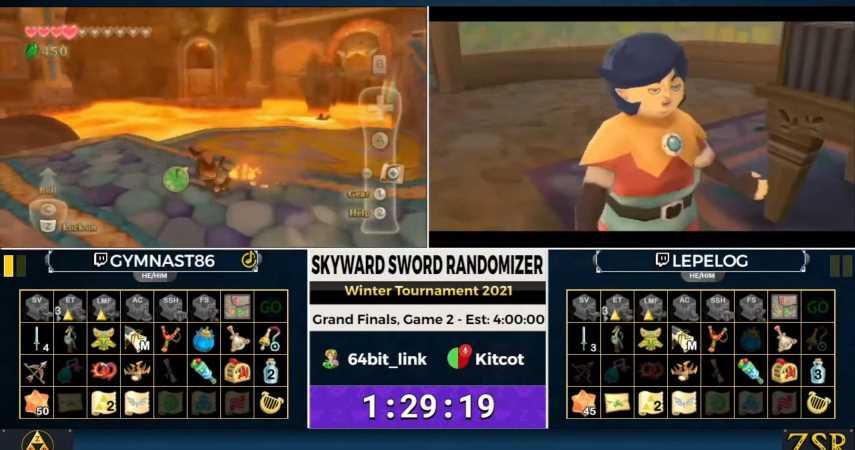 A Look Into The World Of Zelda Speedrunning
