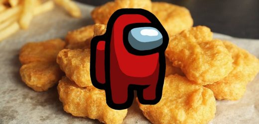 An Among Us Chicken Nugget Has Been Listed For More Than $1000 On eBay