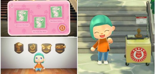 Animal Crossing New Horizons: How To Complete Blather's Stamp Rally 2021 And What The Rewards Are