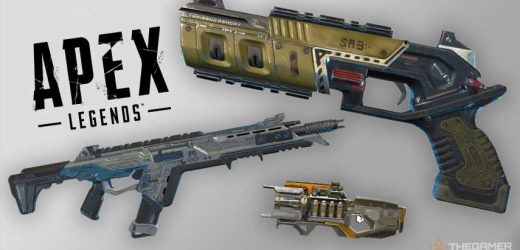 Apex Legends Season 9: Arenas Weapon Tier List