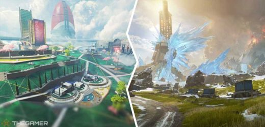 Apex Legends Season 9 Maps: Olympus vs. World's Edge?