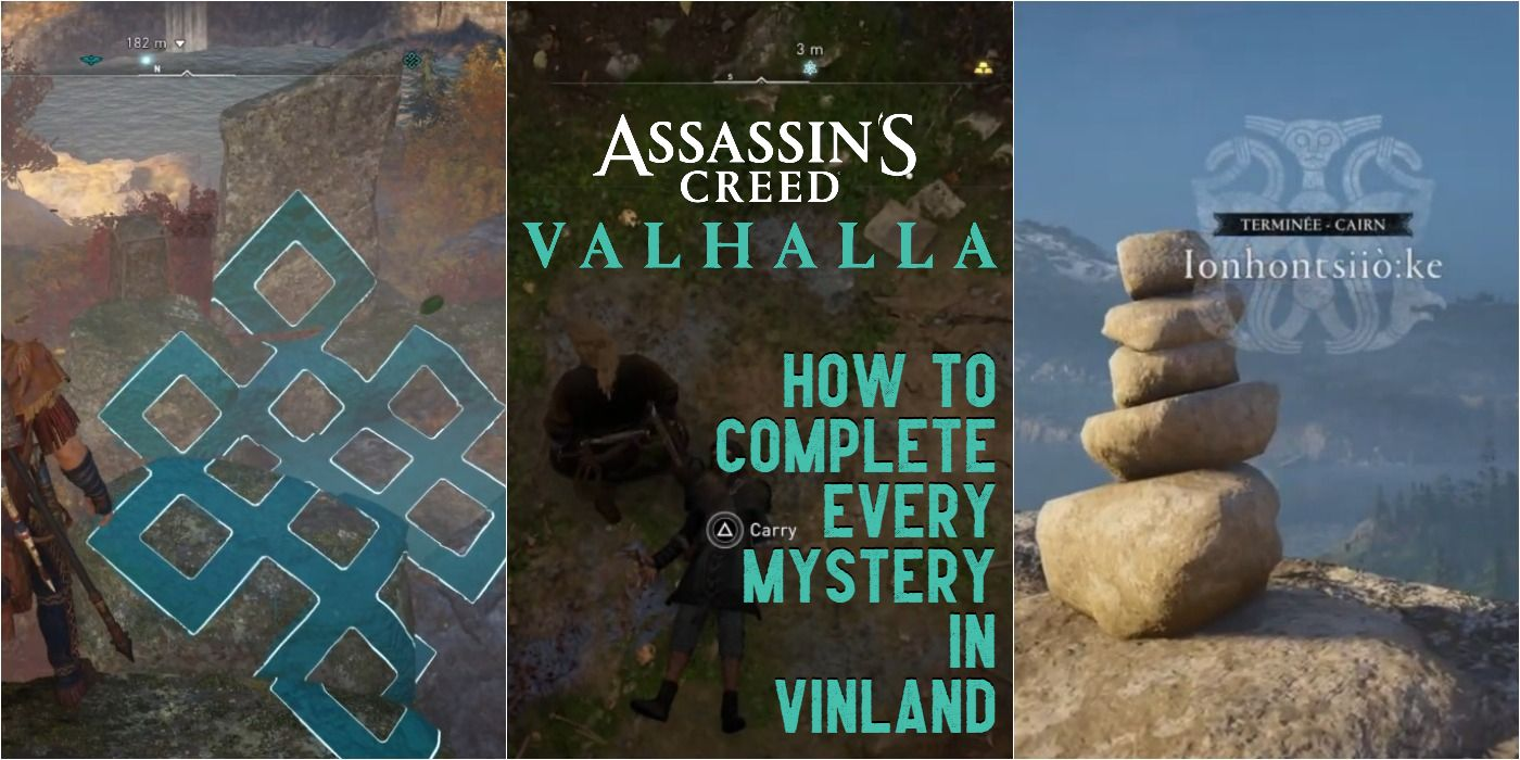 Assassin's Creed Valhalla: How To Complete Every Mystery In Vinland