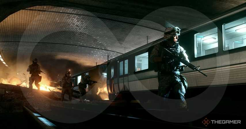 Battlefield 3's Endless Metro Server Gave Me Stability Through My Parents Splitting Up